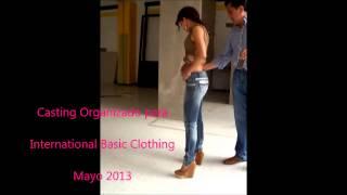 Casting International Basic Clothing - Modelos y Edecanes en Puebla México Veracruz