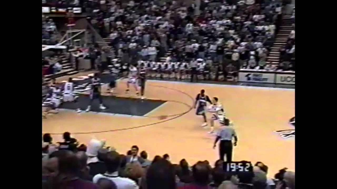Jan 9 1996 6 UConn vs 7 Villanova Ray Allen vs Kerry