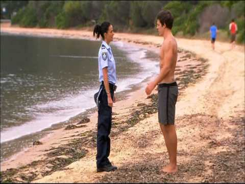 Home & Away  Esther Anderson as Sgt. Charlie Buckton. Part 266.