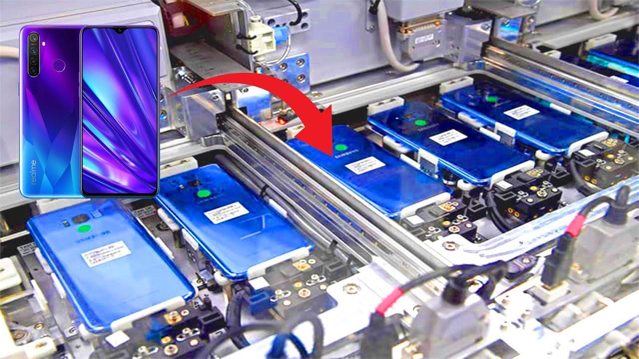 কিভাবে ফ্যাক্টরিতে হাজার-হাজার মোবাইল তৈরি হয়,How Samsung and other Smartphones Are Made in Factory