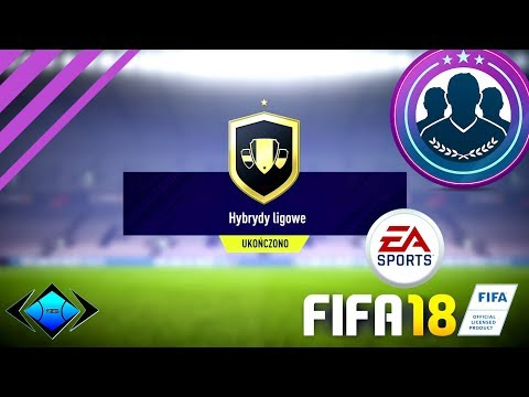 FIFA 18 - SBC HYBRYDY LIGOWE MAMY WALKOUT 88+ !!!