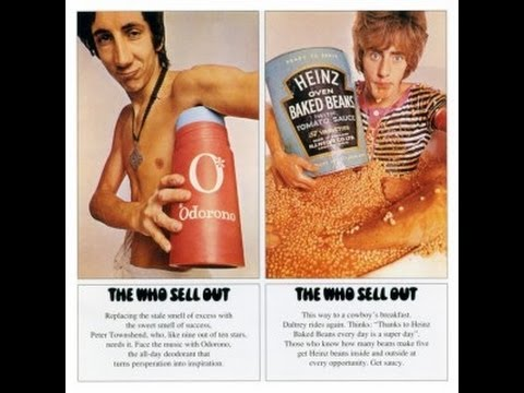 """""""The WHO Sell Out""""-'Heinz Baked Beans / I Can See For Miles / Charles Atlas'"""