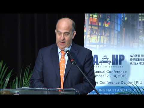 NAHP Conference Kenneth Merten