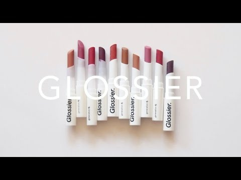 Glossier Generation G | Lipstick Review and Collection