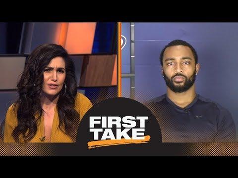 Doug Baldwin on his reaction to Earl Thomas telling Cowboys to 'come get' him   First Take   ESPN