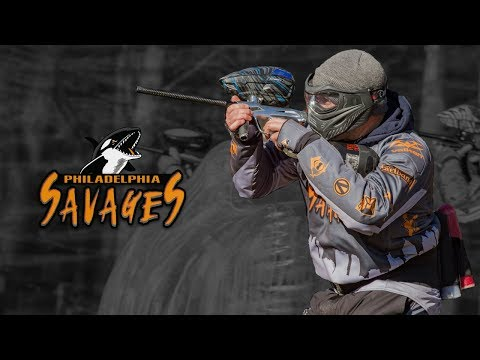 Philadelphia Savages Paintball: Season 2: Episode 1: New League