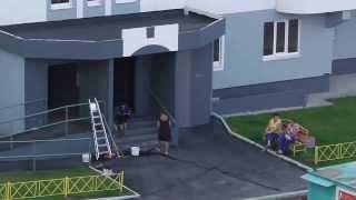 Путин в Курске, подготовка к приезду