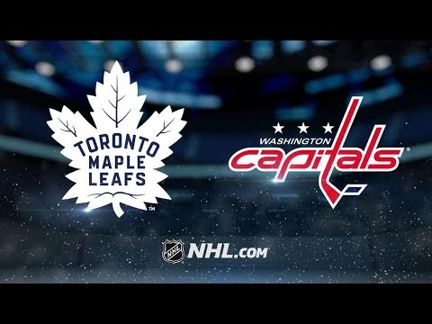 Toronto Maple Leafs vs Washington Capitals (4-2) – Oct. 13, 2018 | Game Highlights | NHL 2018