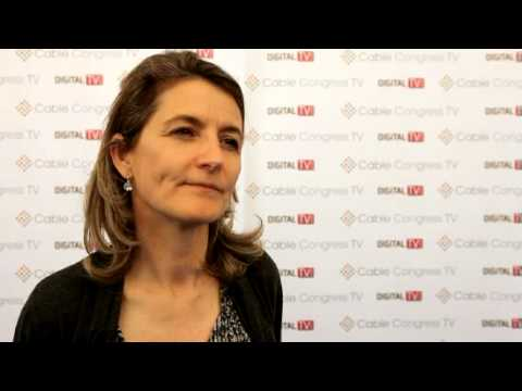 Interview with Caroline van Weede, Cable Europe at Cable Congress 2012