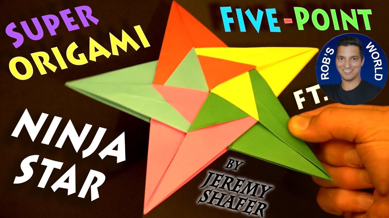 Super five point ninja star ft robs world youtube super five point ninja star ft robs world jeuxipadfo Image collections