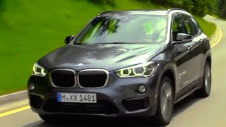 New BMW X1 2.5i xdrive 2015 - first test drive only sound