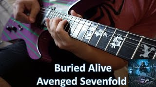 Buried Alive - Avenged Sevenfold Guitar Solo