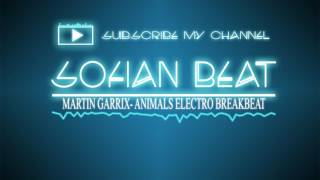 Martin Garrix - Animals Electro Remix vs Breakbeat