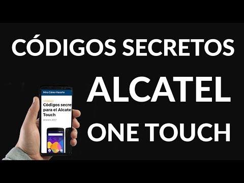 Códigos Secretos Para El Alcatel One Touch