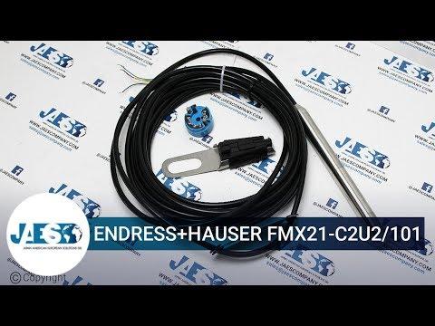 ENDRESS+HAUSER FMX21-C2U2/101 -
