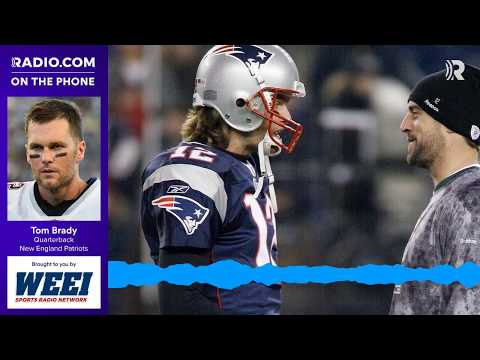 Tom Brady Calls Aaron Rodgers The Best Thrower In History