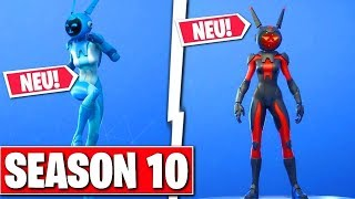 ❌THIS Skin was DELETED in Fortnite!! 😱 Season 10 Gemini Skin?