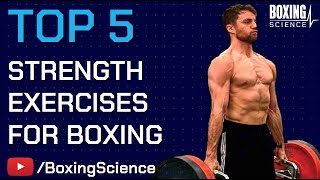 Top 5 Strength and Conditioning Exercises for Boxing - BS TV Episode 12