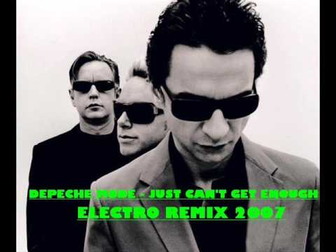Depeche Mode - I Just Can't Get Enough (Electro Remix 2007)