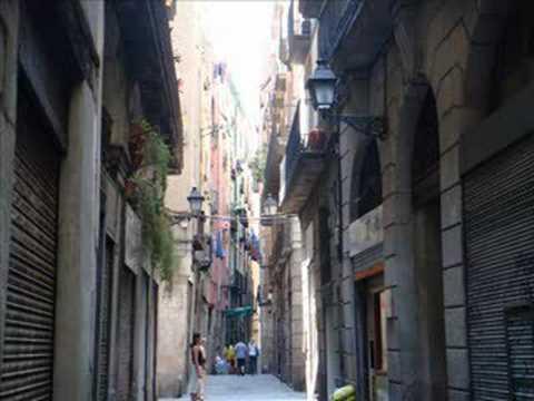 Barcelona Sites