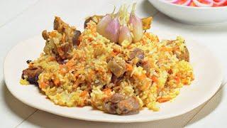 Плов из баранины. Узбекская кухня. Рецепт от Всегда Вкусно!