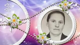 трогательное поздравление бабушке от внучки