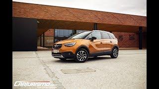 Opel Crossland X 1.2 Turbo 130 6MT test PL Pertyn Ględzi