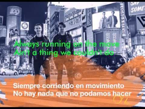 Lucas & Steve feat. Haris - Perfect / Sub. SPANISH  / Ingles
