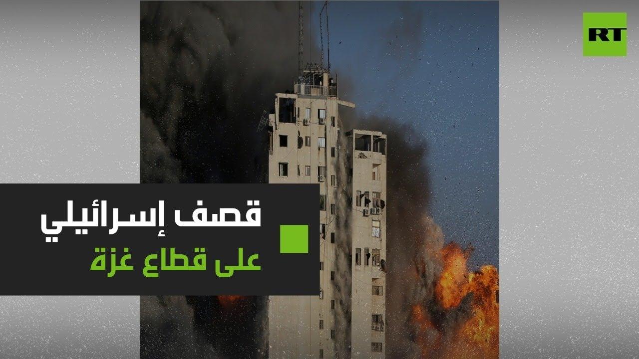 قصف إسرائيلي غير مسبوق على شمال قطاع غزة  - نشر قبل 7 ساعة