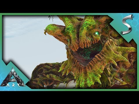 HIS ARMS FELL OFF! FOREST TITAN TAMING! - Ark: Extinction [DLC Gameplay]
