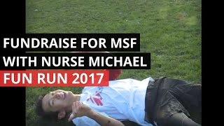 MSF FUN RUN | Regents Park 22/04/17
