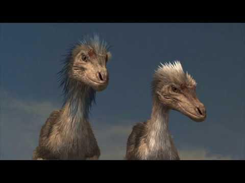 Dinosaur Planet Unreleased Soundtrack-Desert Run
