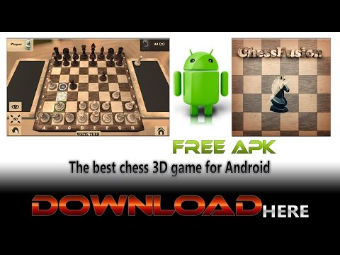 Chess Fusion 3D Android Game