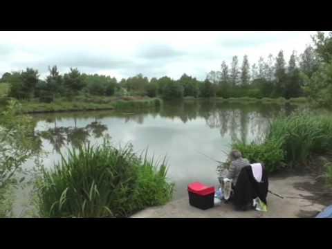 BLAKE HALL FISHERY,  CHEADLE, STAFFORDSHIRE
