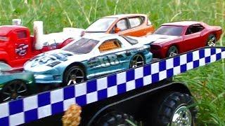 SUPER PUPER TRUCK TRANSPORTATION SMALL TOY CARS