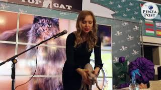 Выставка кошек в Пензе 7 апреля 2018 года