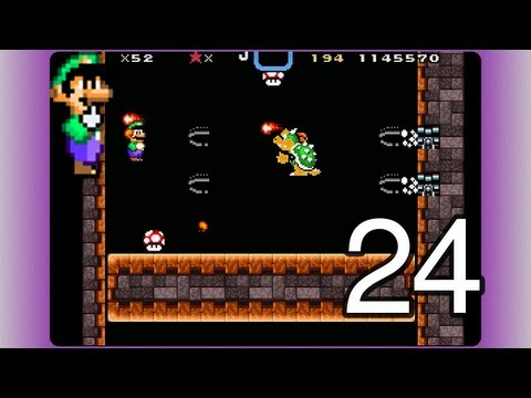 Let's Play Luigi Gives Up (24) - No Credit For Work Well Don