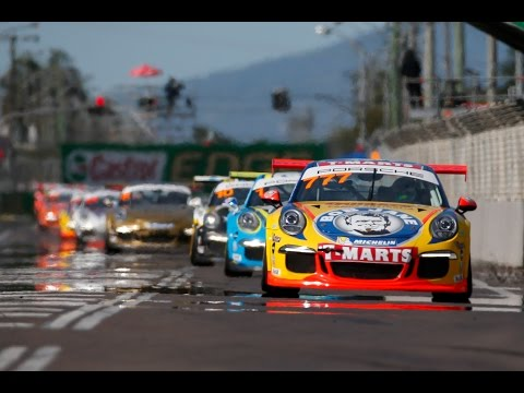 Porsche Carrera Cup entertains record crowds in Townsville