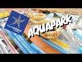 Aquapalace Praha Čestlice  - Všechny Tobogány + Laser Show