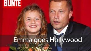 Til Schweiger: Tochter Emma goes Hollywood! - BUNTE TV