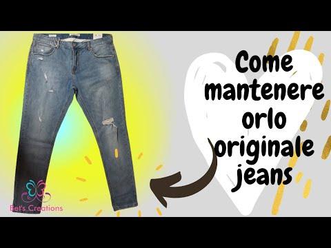 Come Fare Lorlo Ai Jeans Mantenendo Loriginale