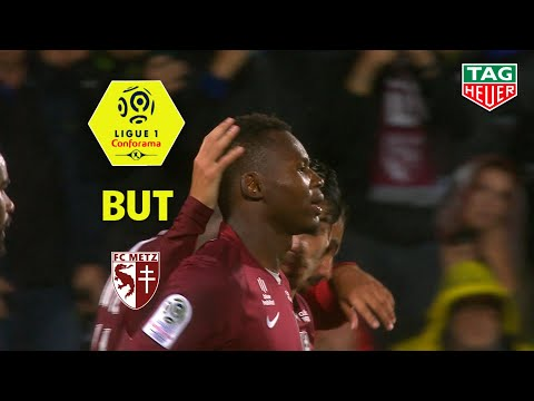 But Habib DIALLO (53') / FC Metz - AS Monaco (3-0)  (FCM-ASM)/ 2019-20