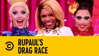 "Season Premier: ""Barbie On Bath Salts""   RuPaul's Drag Race"
