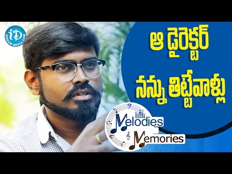 Deepu About Music Director Mani Sharma || Melodies And Memories
