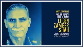 Lt Gen Zameer Shah @Algebra