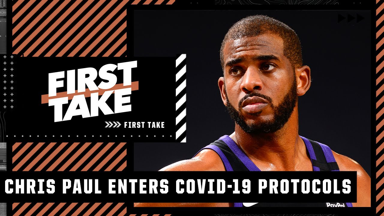 Phoenix Suns' Chris Paul out indefinitely, placed in NBA health and ...