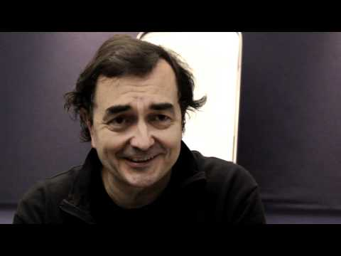OAE: Pierre-Laurent Aimard talks about Ravel's piano concerto for the left hand
