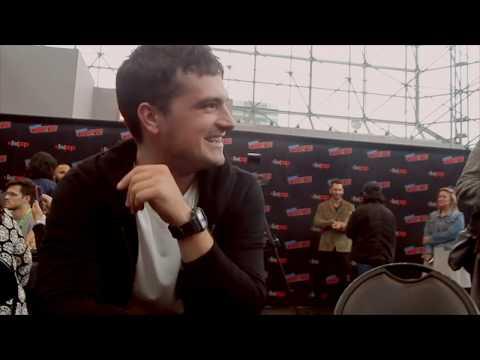 NYCC 2018: Josh Hutcherson Talks Future Man Season 2