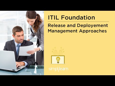 Release & Deployment Management Approaches | ITIL V3 Foundation Training