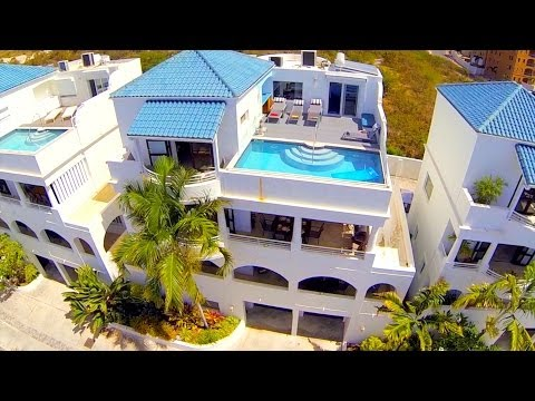"St Maarten, SXM - Luxury Villa ""SEA ESTA"" - US$1,950,000 - Paradise Found Real Estate, CARIBBEAN!"